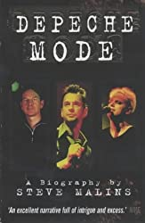 Depeche Mode: A Biography by Steve Malins (2002-02-04)