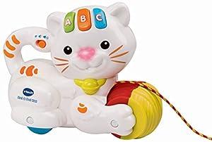 VTech Baby rol & Dol Kat - Juegos educativos, Niño/niña, 3 año(s), Gato, Holandés, De plástico