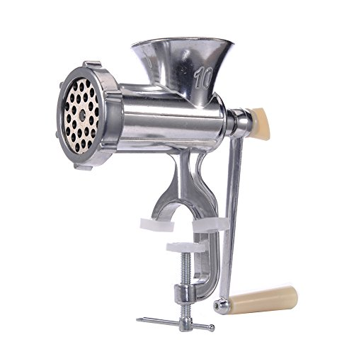Hao tritacarne tritacarne macchina multifunzionale carne smerigliatrice pressofuso in lega di alluminio tritacarne manuale tritacarne macchina per cucina cutter affettatrice