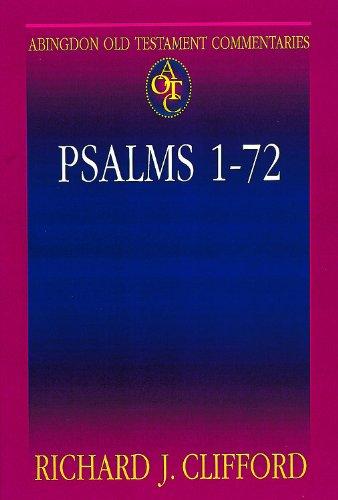 Abingdon Old Testament Commentaries: Psalms 1-72