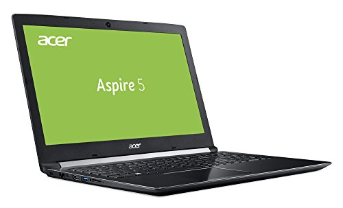 Acer Aspire 5 A515 51G 54FD 396 cm 156 Zoll filled HD IPS matt multi media Notebook Intel major i5 7200U GeForce MX150 8GB RAM 128GB SSD 1000GB HDD QWERTZ ac Wlan HDMI USB 31 Serviceklappe Win 10 schwarz Notebooks