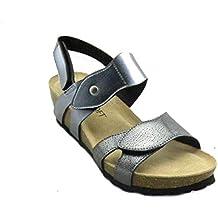 Cinzia Soft Sandalo Comodo Donna con Zeppa es0020 1af65a1ecc9