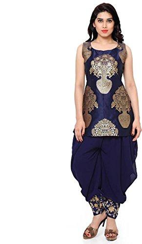 Party wear Kurta for Women (Blue)