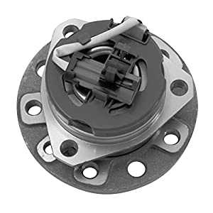 1x Radlager mit integriertem ABS-Sensor Vorderachse links oder rechts für 5-Loch Felge