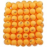 #6: Ritzees TABLE TENNIS BALL PACK OF 12 (ORANGE)