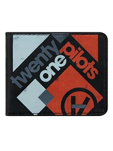twenty-one-pilots-logo-bi-fold-wallet