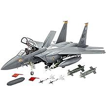 Revell - Maqueta F-15E Strike Eagle and Bombs, escala 1:48 (04891)