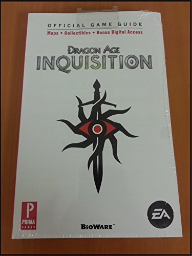 Dragon Age Inquisition for PS3, PS4, XBOX360, XBOXONE, AND PC: Prima Official Game Guide (Maps, Collectibles, Bonus Digital Access)