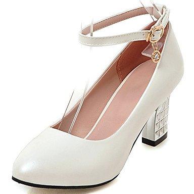 Zormey Chaussures Femmes Talon Chaussures À Bride Pomper Plus De Couleur Disponible US6.5-7 / EU37 / UK4.5-5 / CN37