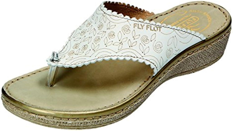 Fly Flot FlyFlot Slipper Dianette 2018 Letztes Modell  Mode Schuhe Billig Online-Verkauf