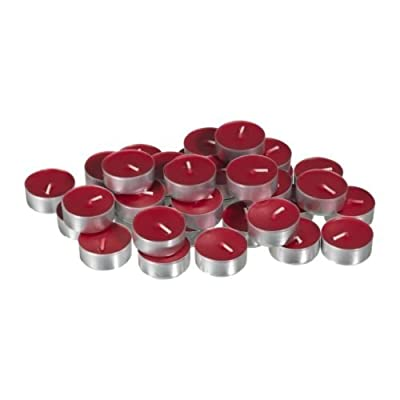 IKEA NEW CHRISTMAS CANDLES VINTER 2015 Scented tealight, Winter berries, red