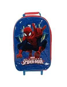 Marvel Ultimate Spiderman 2 Basic Wheeled Bag