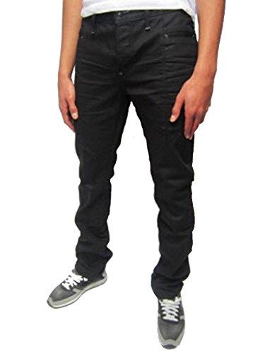 Evisu Damen Jeanshose schwarz schwarz Gr. 44, schwarz