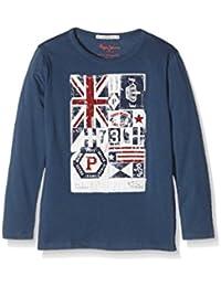 Camiseta Pepe Jeans Trevin Azul