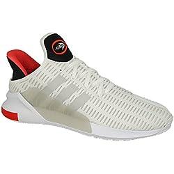 adidas Climacool 02/17, Zapatillas de Deporte para Hombre, Blanco (Ftwbla / Ftwbla / Griuno), 43 1/3 EU