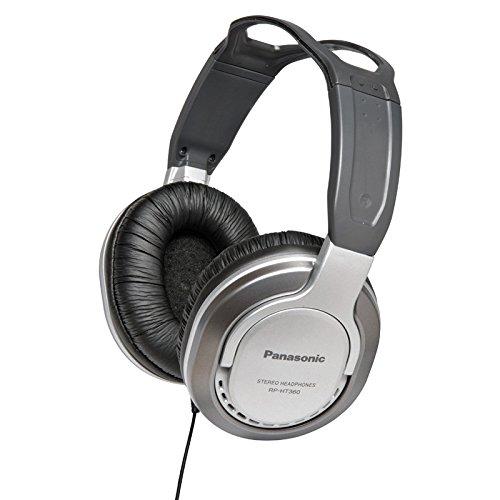 Panasonic rp-ht360e-s, cuffie hi-fi ex technics, risposta in frequenza 10hz-27khz