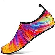 STOO Water Shoes Quick-Dry Barefoot Aqua Socks for Beach Swim Surf Swimming Yoga Exercise for Men Women Kids (