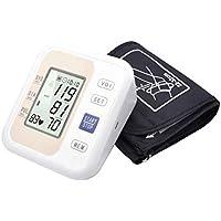 XUEYAYI Monitor de presión Arterial en el Brazo Superior con Lectura de Voz, Modo de