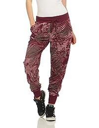 ZARMEXX Sweatpants Sweatpants Sweatpants pantalones de las mujeres Relax Fit Pant impresión de la selva