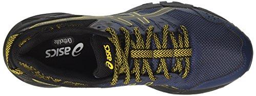 Asics Gel-sonoma 3, Chaussures De Course Sur Sentier Pour Homme Bleu (insignia Blue / Black / Gold Fusion)