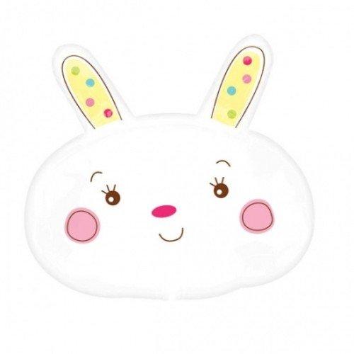 Amscan 18Form Little Bunny Ballon (Disco Bunny Kostüm)