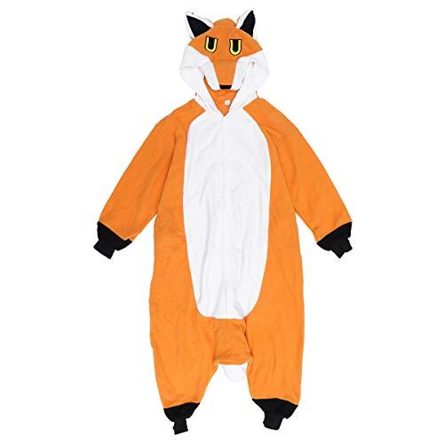 BESTOYARD Unisex Erwachsene Tier Onesie Cosplay Pyjamas Fleece -