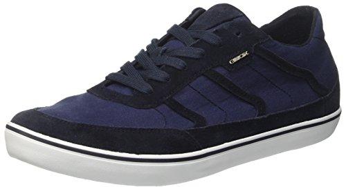 Geox U Box B, Sneaker Alte Uomo Blu (Navy/Avio C0700)