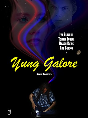 Yung Galore Cover
