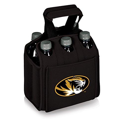 Picnic Time NCAA Missouri Tigers Six Pack Kühler Tote