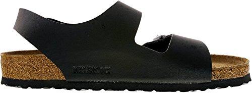 Birkenstock Milano Black Mens Sandals Schwarz