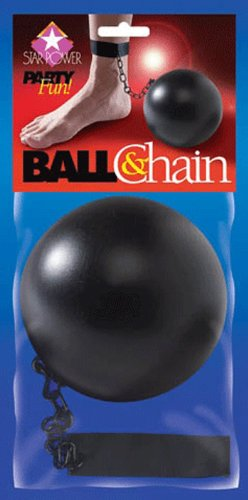 Prisonner Ball and Chain