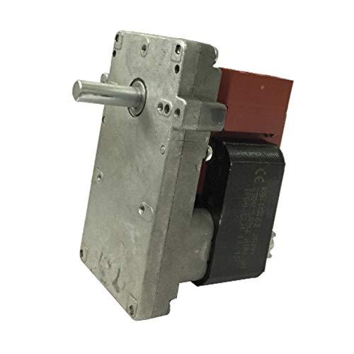 EasyErsatzmotor für Pelletofen KENTA K9115005-1,5 RPM Welle 8,5mm Motor für Pellet (Motor Für Pelletofen)