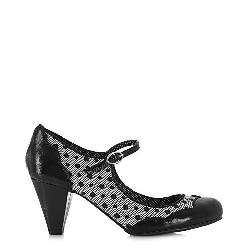 Ruby Shoo , Mary Janes pour femme Noir