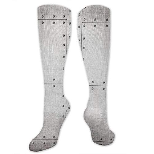 Preisvergleich Produktbild Jxrodekz Airplane Windows Close Up Women&Men Socks Dress Socks Length 19.7in / Width 3.4in Polyester Material Knee High Socks Girls Socks Mid Stockings Personality Socks
