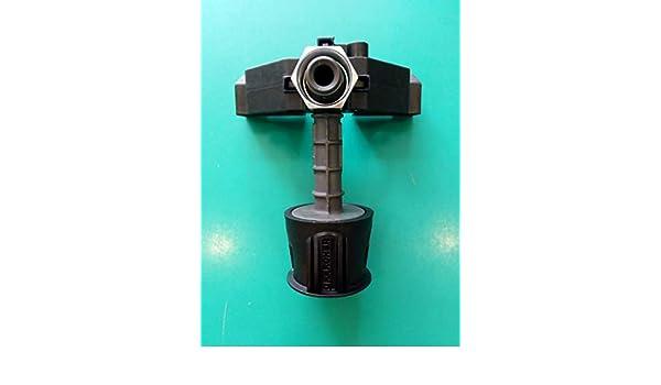Filtre Lnimikiy 1,9 cm pratique pour nettoyeurs haute pression en maille durable de remplacement tuyau connecteur de pompe dentr/ée de jardin facile /à installer accessoires deau 40 mesh eu3//4