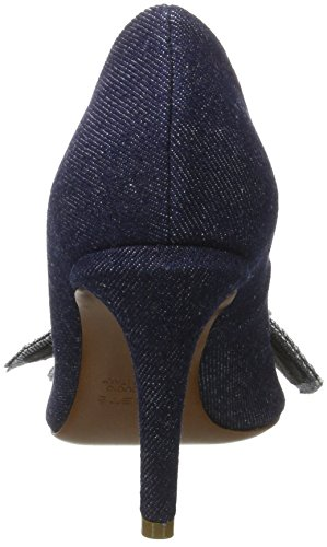 Kallisté 5047.1, Escarpins femme Blau (Blu)
