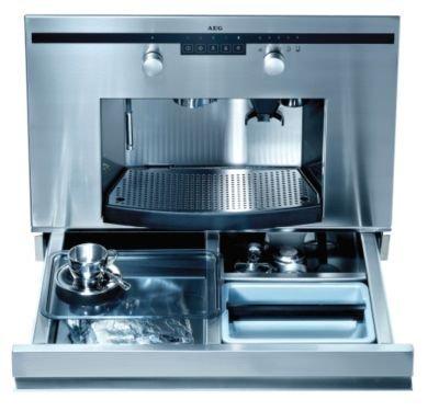 AEG PKD6070-M cabinete de calefacción Acero inoxidable - Calentador (Interior, Acero inoxidable, 592 mm, 502 mm, 70 mm, 9,6 kg)