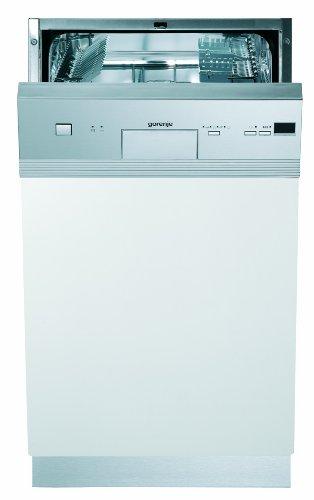 Gorenje GI 54321 X Geschirrspüler Einbau / AAA / 0.95 kWh / 10 MGD / 13 L / 48 dB, Elektronische Steuerung, Durchlauferhitzer , 4...