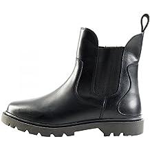 finntack Elite invierno conducción zapatos, Black(BL)