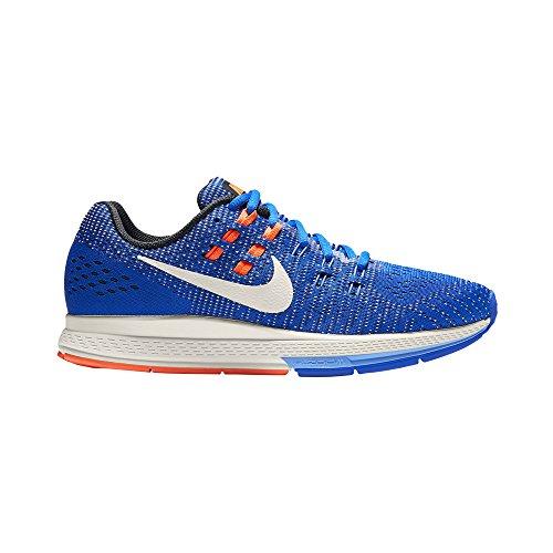 Nike W Air Zoom Structure 19, Scarpe da Corsa Donna Azul (Racer Blue / Sail-Blk-Hypr Orng)
