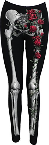 Spiral -  Leggings  - Donna nero S