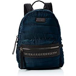 XTI 86129, Bolso mochila para Mujer, Azul (Navy), 28x38x14 cm (W x H x L)