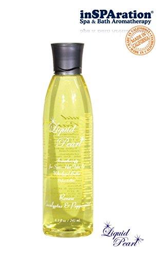 Leisure Concepts inSPAration Liquid Pearls Perlen 245 ml Renew (Eucalyptus & Peppermint) (Home-duft-aroma-perlen)