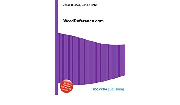 Wordreference amazon ronald cohn jesse russell books negle Image collections