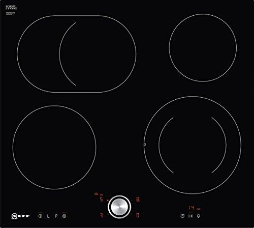 Neff T16PT76X0 Kochfeld Elektro / CERAN® /Glaskeramik / 57,20 cm / Kochstelle Ceran/Glaskeramik / schwarz