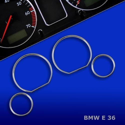 KMHTR10E36-CROMO TACHORINGE ADECUADO PARA BMW E363318320323325M3Z3