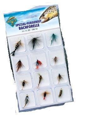 Behr Spezial Fliegenset Bachforelle, 60268