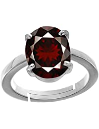 c49b27dfdf17d Garnet Women's Rings: Buy Garnet Women's Rings online at best prices ...
