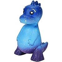 dinosaure Squishy Jumbo Slow Rising Kawaii Squishies mignon gâteau parfumé des jouets de décompression (dinosaur, 11.5*8cm)