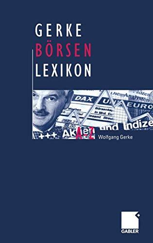 Gerke Börsen Lexikon